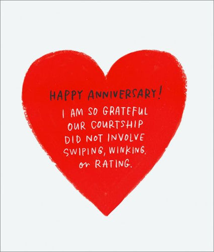 HAPPY ANNIVERSARY - SO HAPPY
