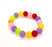COLOURFUL BEADED BRACLETS