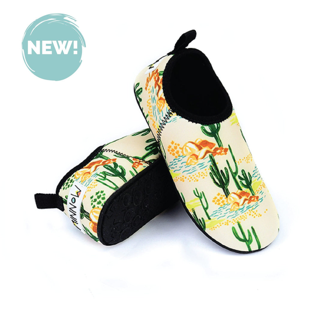 JUNIOR BEACH SHOES: CACTUS