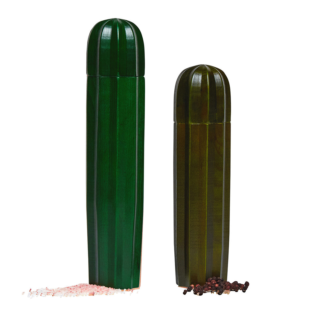 CACTI SALT & PEPPER MILL | DOIY
