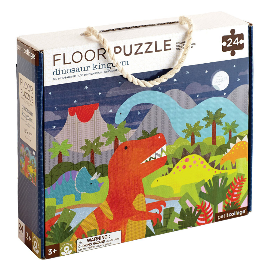 FLOOR PUZZLE | DINOSAUR KINGDOM