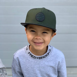 LITTLE RENEGADE SNAPBACK CAPS: MAXI