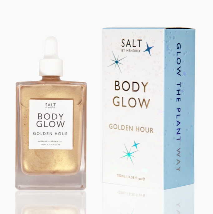 BODY GLOW | GOLDEN HOUR | SALT BY HENDRIX
