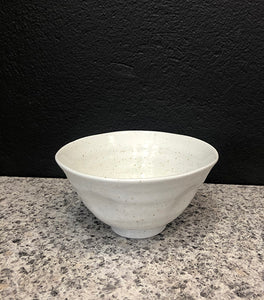 SHIROKOBIKI DENTED BOWL | CONCEPT JAPAN