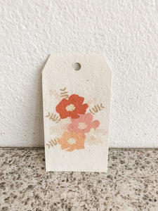 GIFT TAG | SEEDED