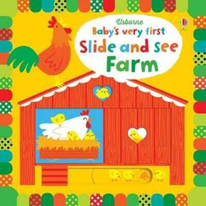 BABY'S VERY FIRST | SLIDE AND SEE FARM