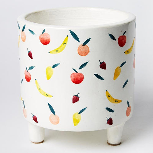 JONES & CO: FRUITS POT
