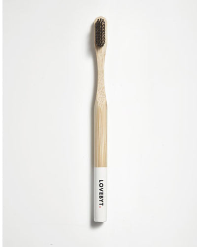 BAMBOO TOOTHBRUSHES | SET OF 2 | LOVEBYT