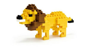 NANOBLOCKS: LION