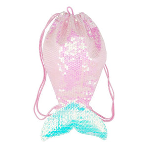 MERMAID DRAWSTRING BAG