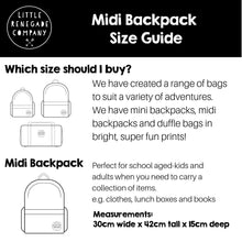 LITTLE RENEGADE BACKPACK MIDI