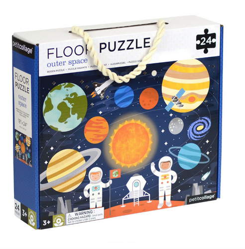 FLOOR PUZZLE | OUTER SPACE