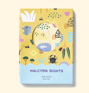 BABY WRAPS | HALCYON NIGHTS