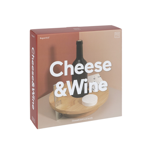 CHEESE + WINE BOARD | DOIY