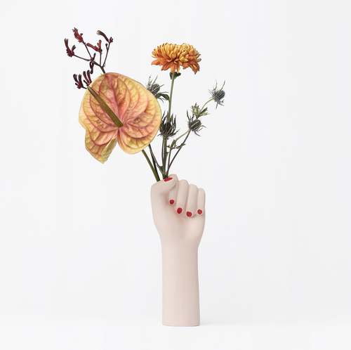 GIRL POWER VASE | DOIY
