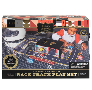 RACE TRACK PLAY SET