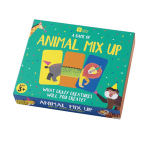 ANIMAL MIX UP GAME