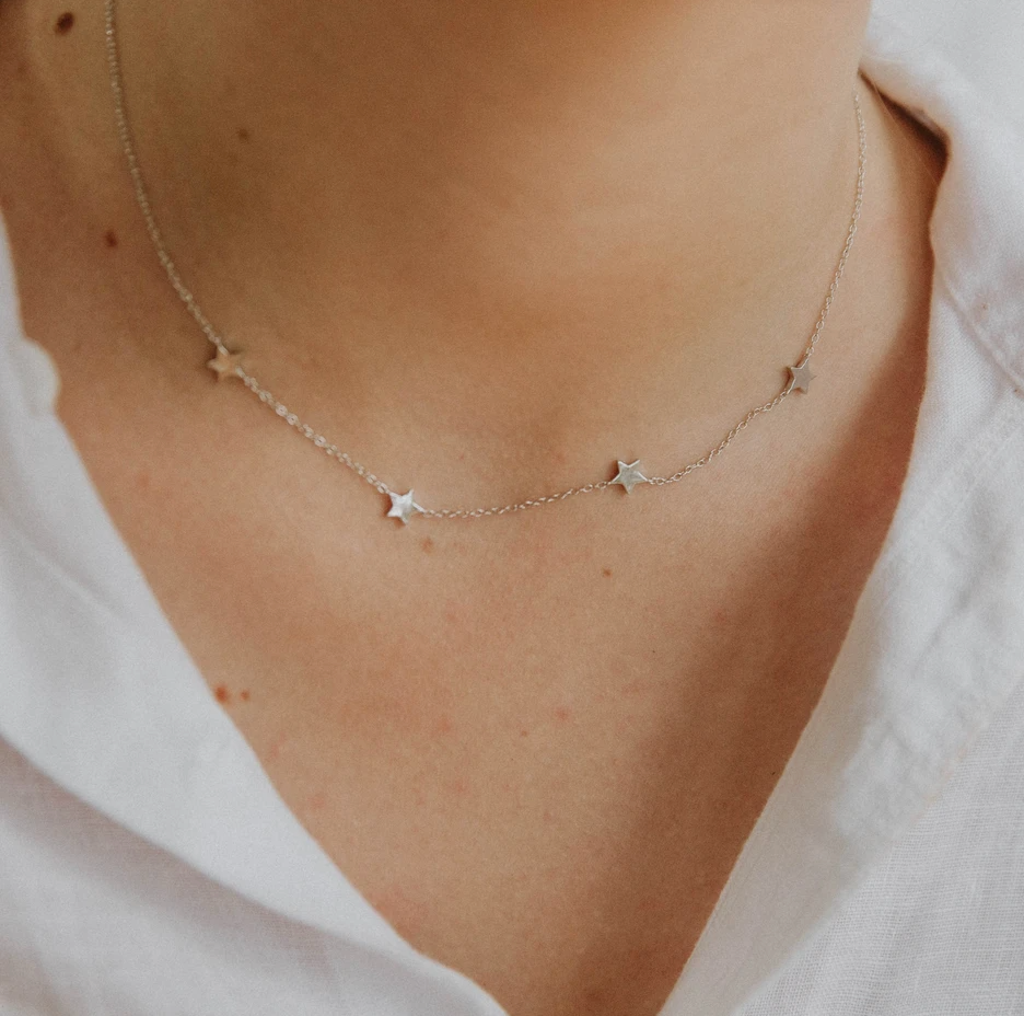STARBRIGHT NECKLACE | EM + ME