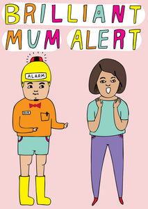 BRILLIANT MUM ALERT! | CARD | ABLE + GAME