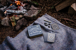 CAMPFIRE GAMES | GENTLEMEN'S HARDWARE