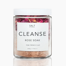 CLEANSE SOAK | ROSE | SALT BY HENDRIX