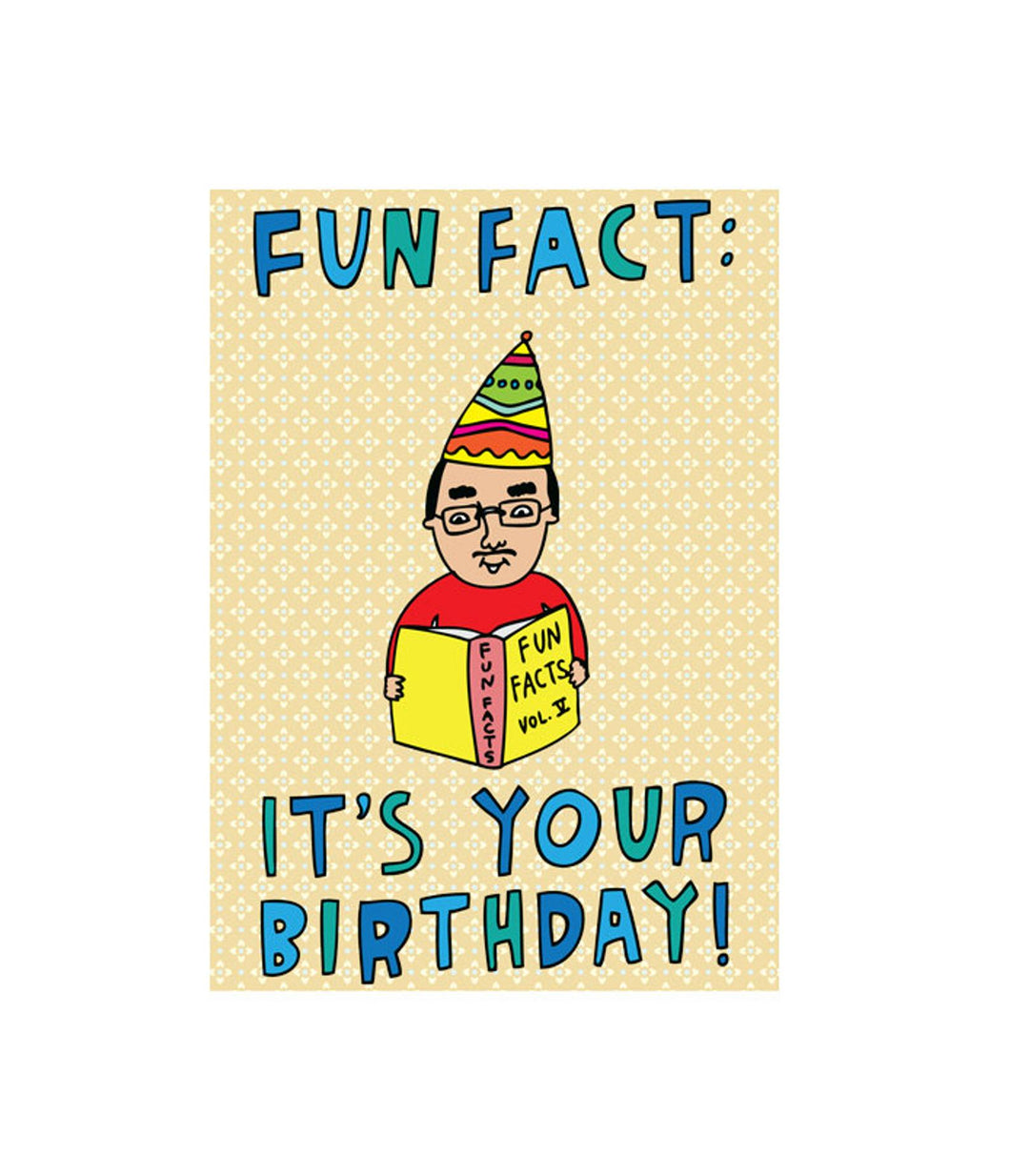 FUN FACT: IT'S YOUR BIRTHDAY | ABLE + GAME