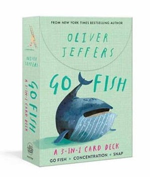 GO FISH | OLIVER JEFFERS
