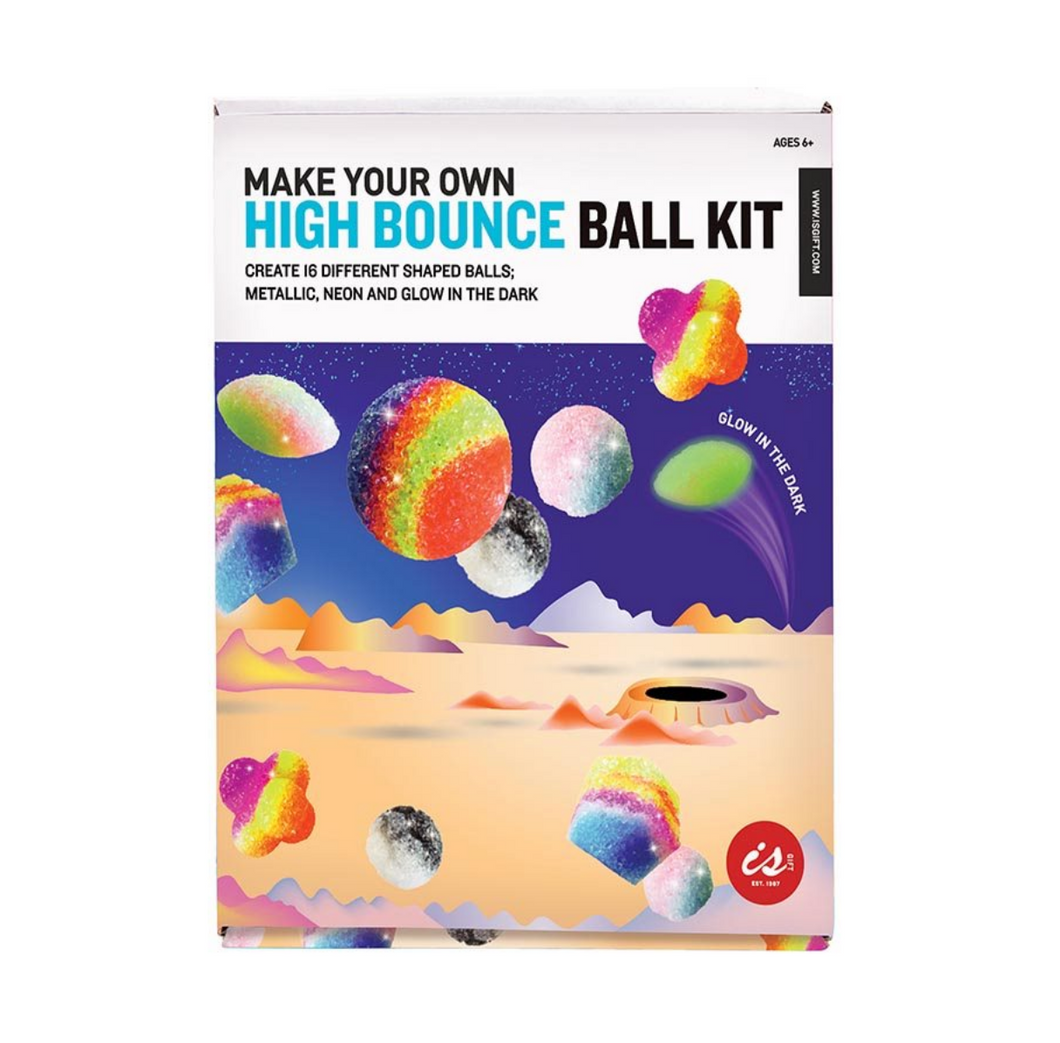 HIGH BOUNCE BALL KIT