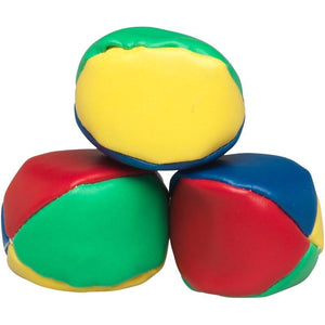 MAJESCO JUGGLING BALLS (SET OF 3)
