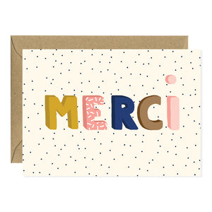 MERCI DOTS