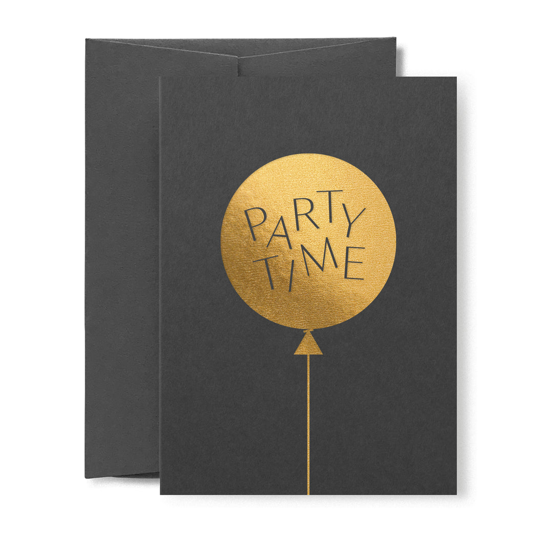 PARTY TIME FOIL BALLOON