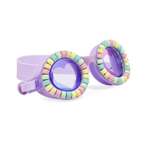 POOL JEWELS GOGGLES | LOVELY LILAC | BLING2O