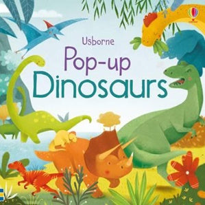 POP UP DINOSAURS