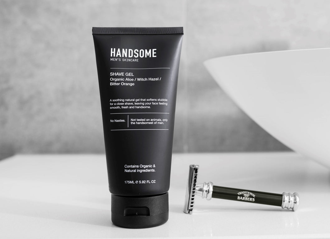 SHAVE GEL | HANDSOME