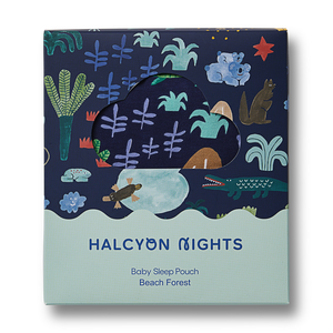 BABY SLEEP POUCH | HALCYON NIGHTS