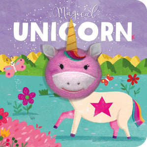 MAGICAL UNICORN | FINGER PUPPET BOOK