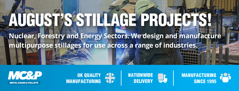 August's Stillage Projects – Nuclear, Forestry & Energy Sectors