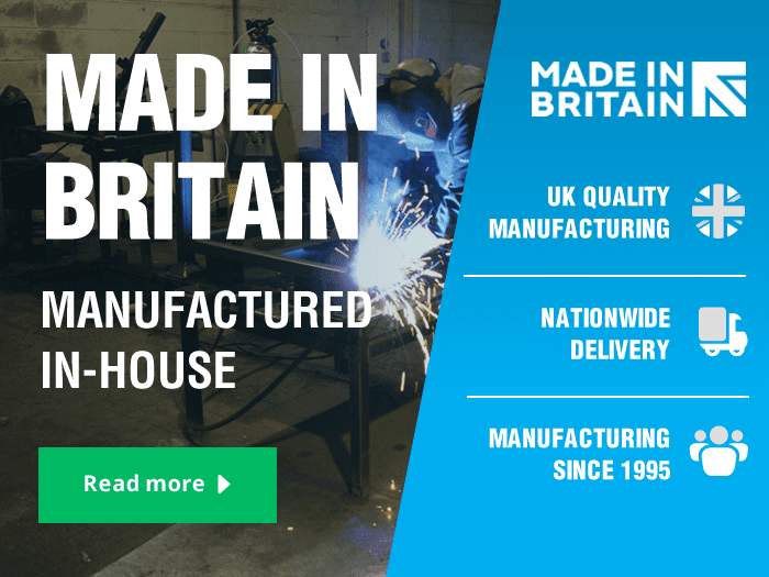 Quality stillages made in Britain