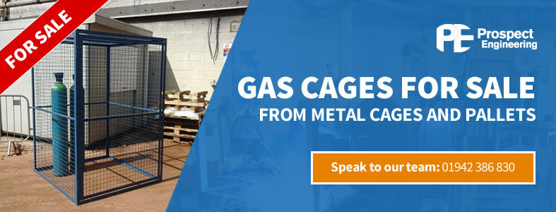 Gas Cages for Sale