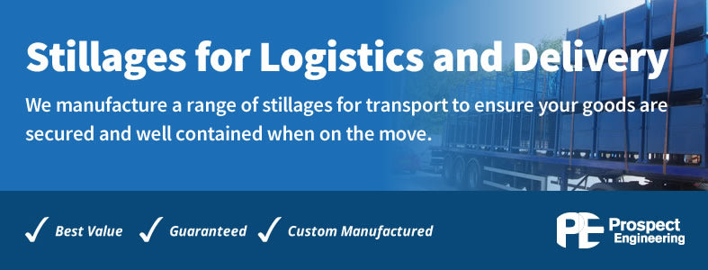 Stillages for Logistics and Delivery