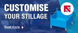 Customise your stillage