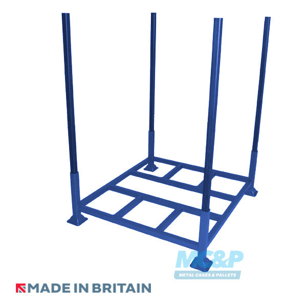 Demountable Metal/Steel Heavy Duty Post Stillage (Pallet) (Reinforced) product image 2
