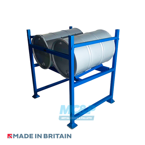 Drum Stillage Racks Now Available To Buy.