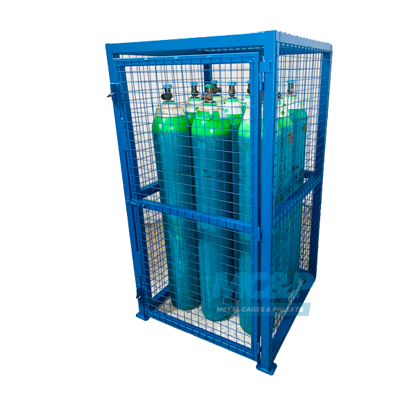 Heavy Duty Gas Cage
