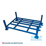 Stackable Post Pallet With Demountable Legs