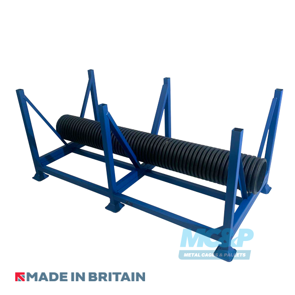 Shop for this pipe, reet and carpet trolley stillage