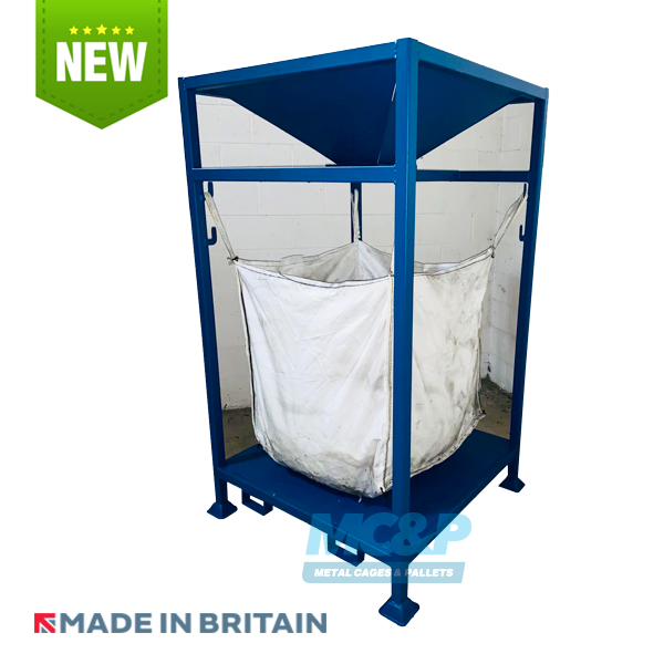 Shop for Free Standing Bulk Bag (Tonne Bag) Filling Hopper