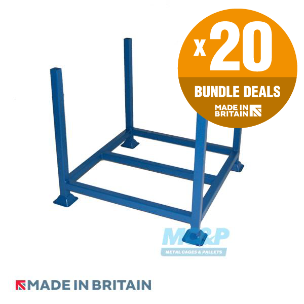 Metal Post Pallet Bundle Deal - Save 10%