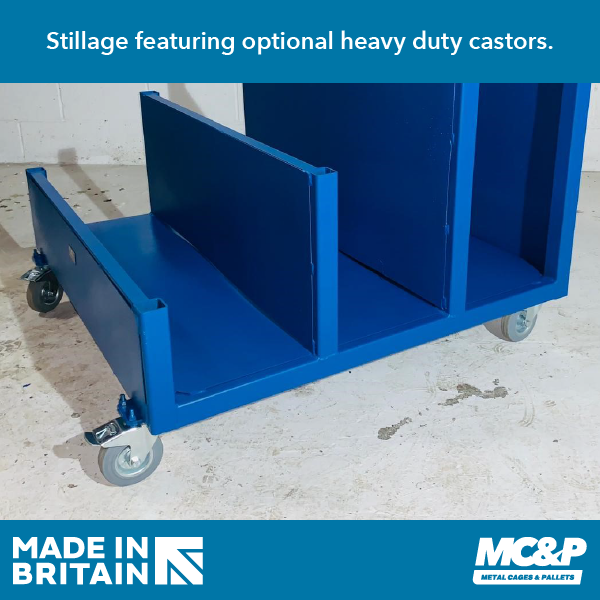 Stillage With Castors