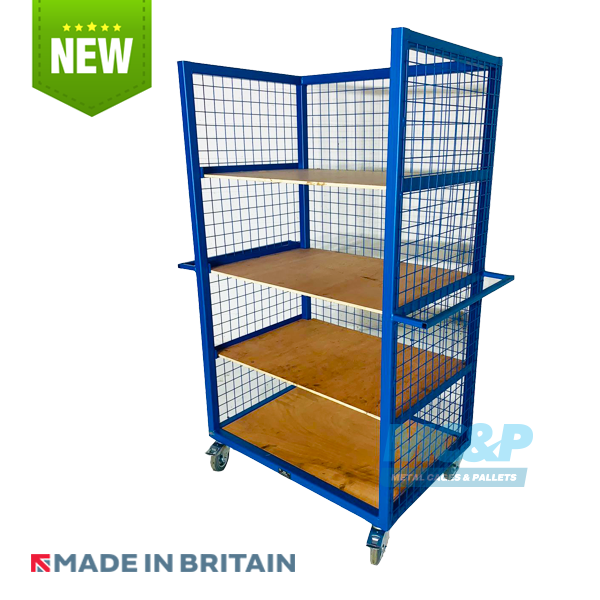 Buy this shelf stock trolley online today!